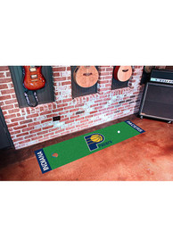 Indiana Pacers 18x72 Putting Green Runner Interior Rug