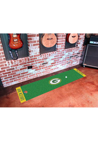 Green Bay Packers 18x72 Putting Green Runner Interior Rug