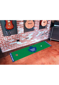 Toronto Maple Leafs 18x72 Putting Green Runner Interior Rug
