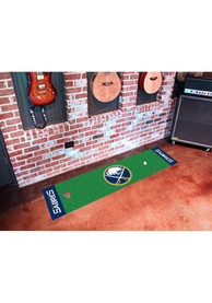 Buffalo Sabres 18x72 Putting Green Runner Interior Rug