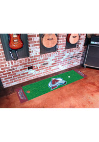 Colorado Avs 18x72 Putting Green Runner Interior Rug