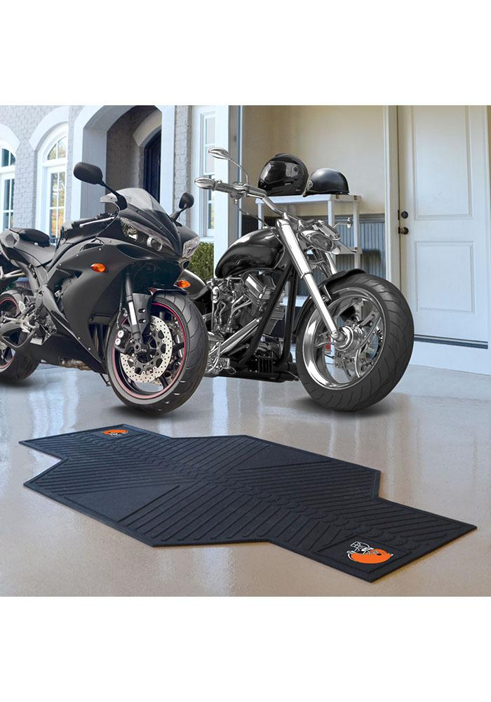 Sports Licensing Solutions Cleveland Browns 82x42 Vinyl Car Mat - Black - Image 1