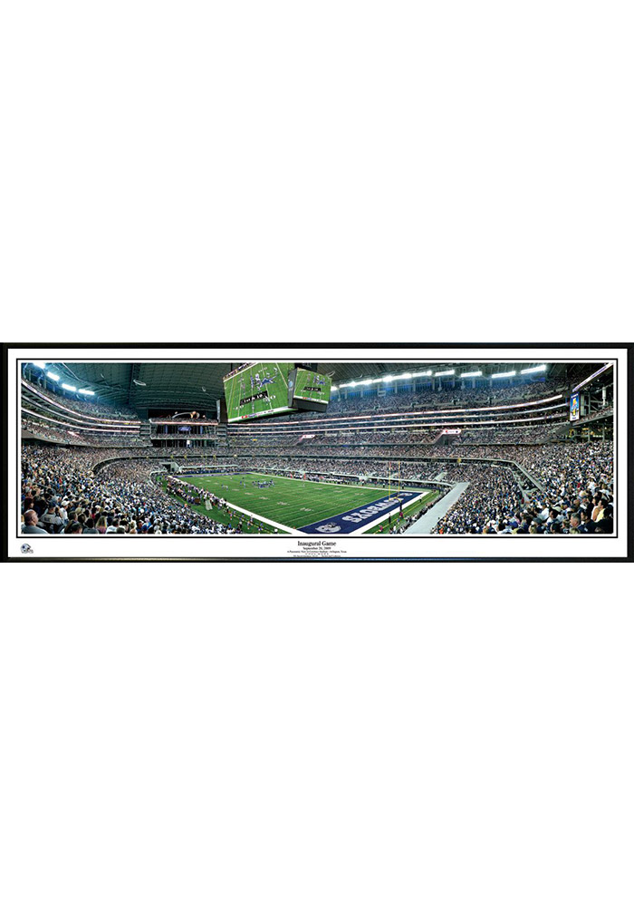 Dallas Cowboys Framed Posters - Image 1