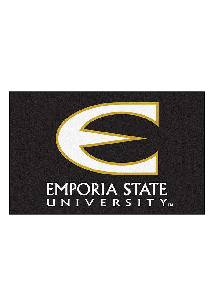 Emporia State Hornets 60x96 Ultimat Interior Rug - Image 2