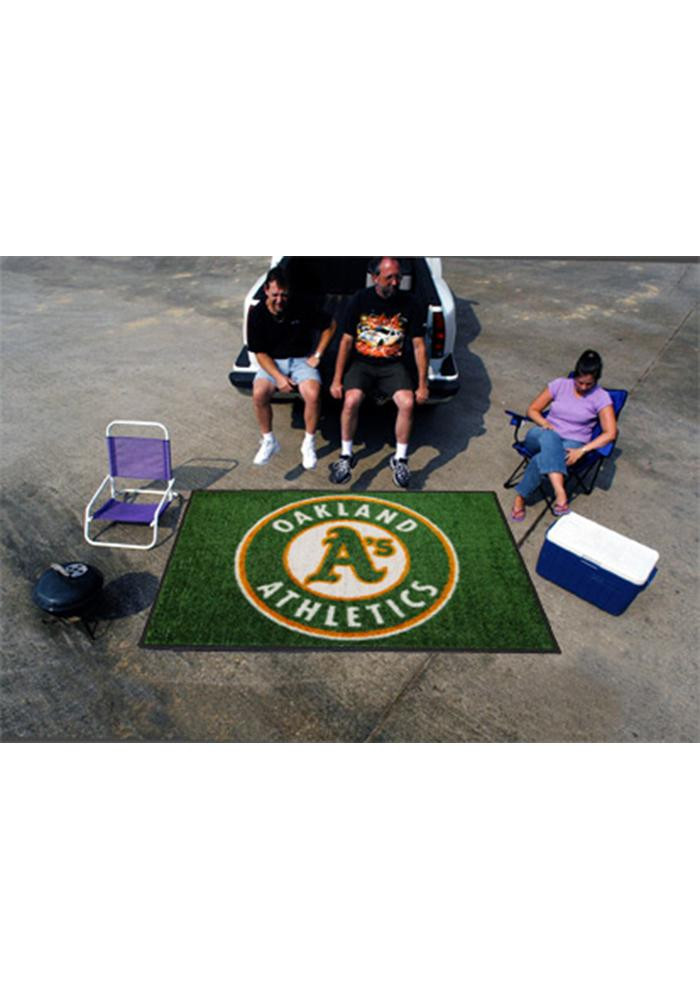 Oakland Athletics 60x96 Ultimat Other Tailgate - Image 1