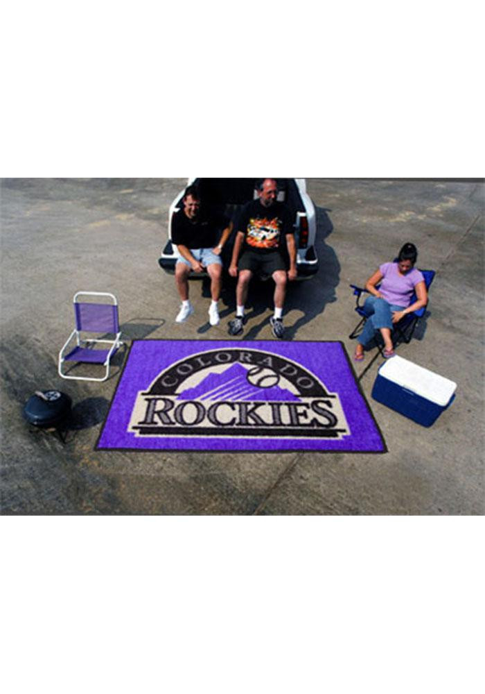 Colorado Rockies 60x96 Ultimat Other Tailgate - Image 1