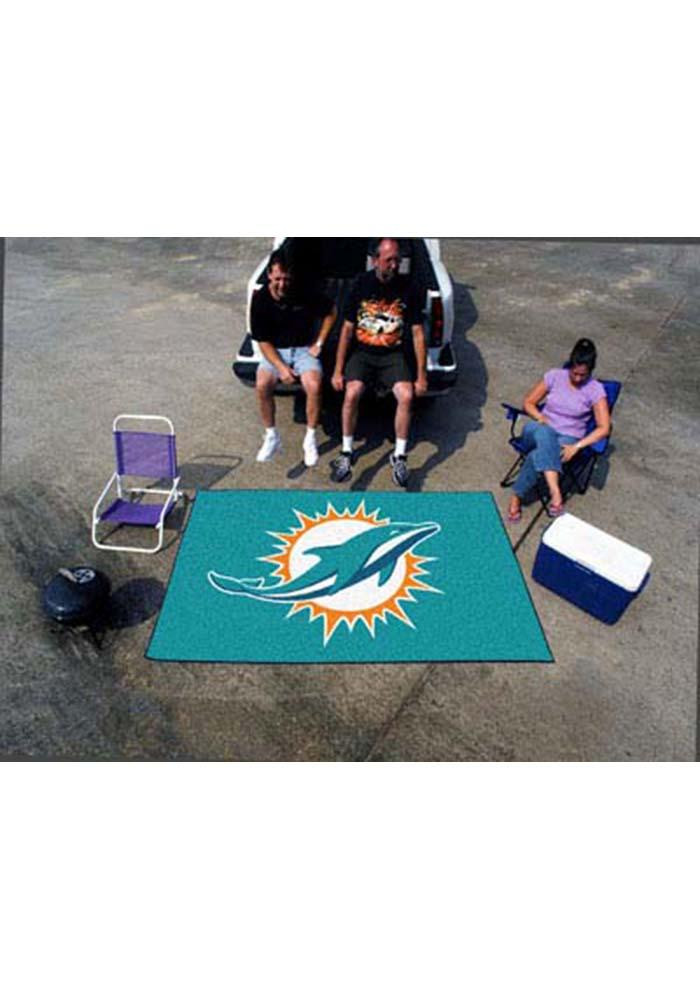 Miami Dolphins 60x96 Ultimat Other Tailgate - Image 1