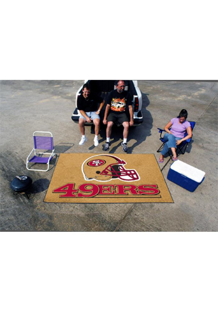 San Francisco 49ers 60x96 Ultimat Other Tailgate - Image 2