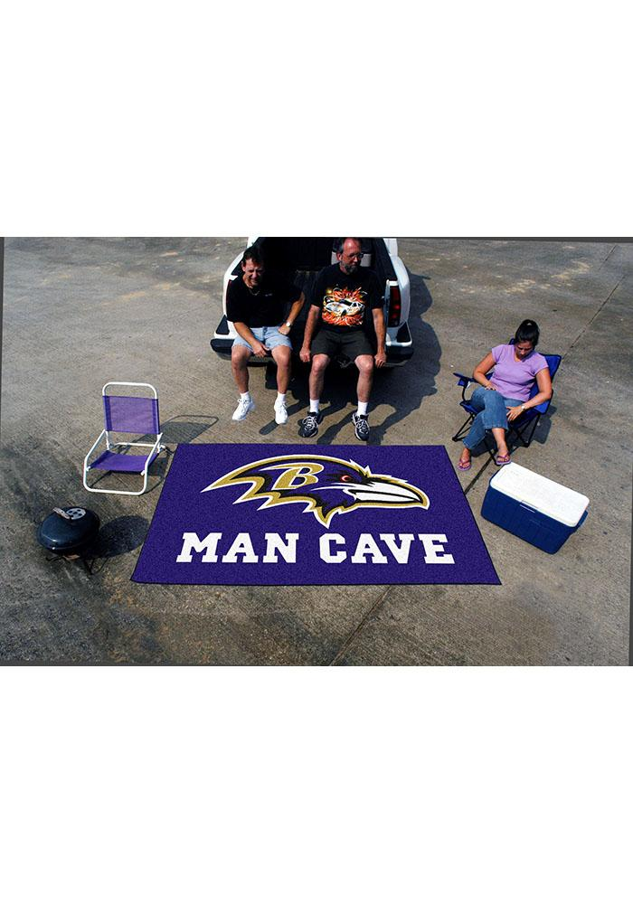 Baltimore Ravens 60x96 Ultimat Other Tailgate - Image 1