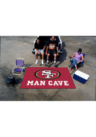 Sf 49Ers 60X96 Man Cave Ultimat Rug