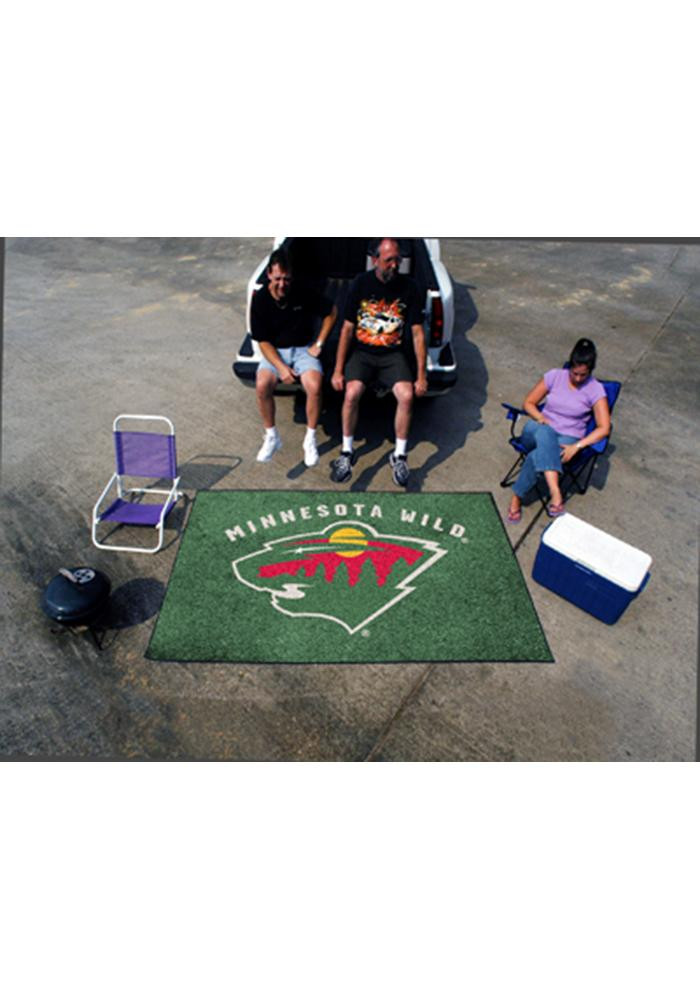 Minnesota Wild 60x96 Ultimat Other Tailgate - Image 1