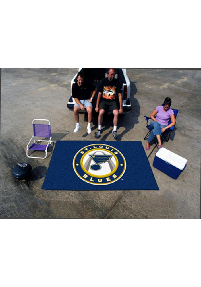 St. Louis Blues 60x96 Ultimat Other Tailgate - Image 1