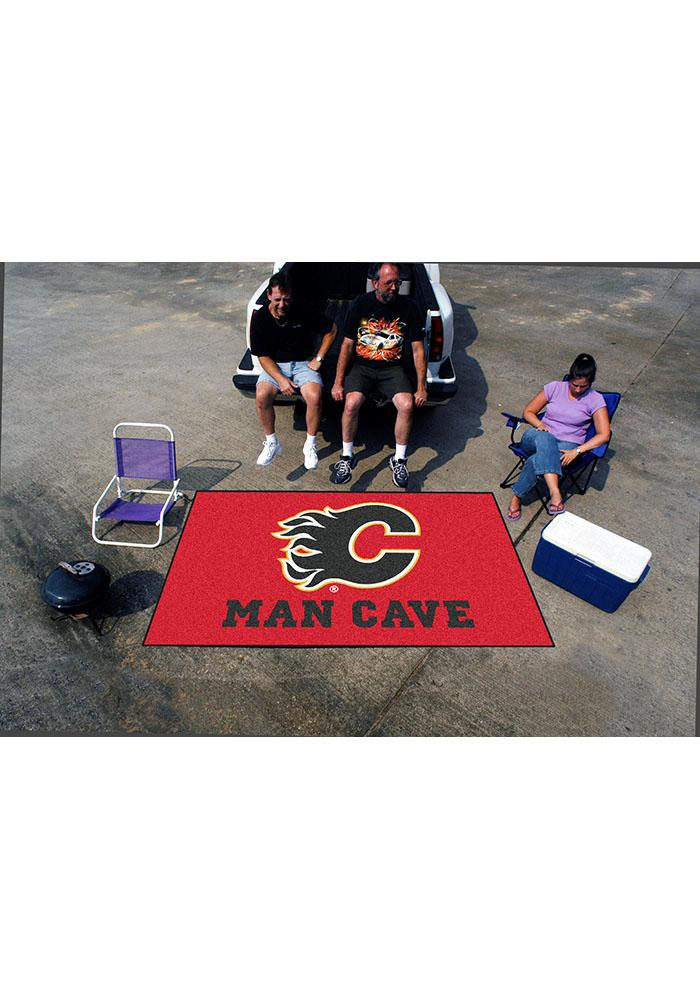 Calgary Flames 60x96 Ultimat Other Tailgate - Image 1