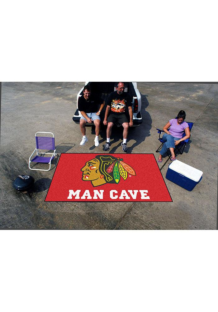 Chicago Blackhawks 60x96 Ultimat Other Tailgate - Image 2