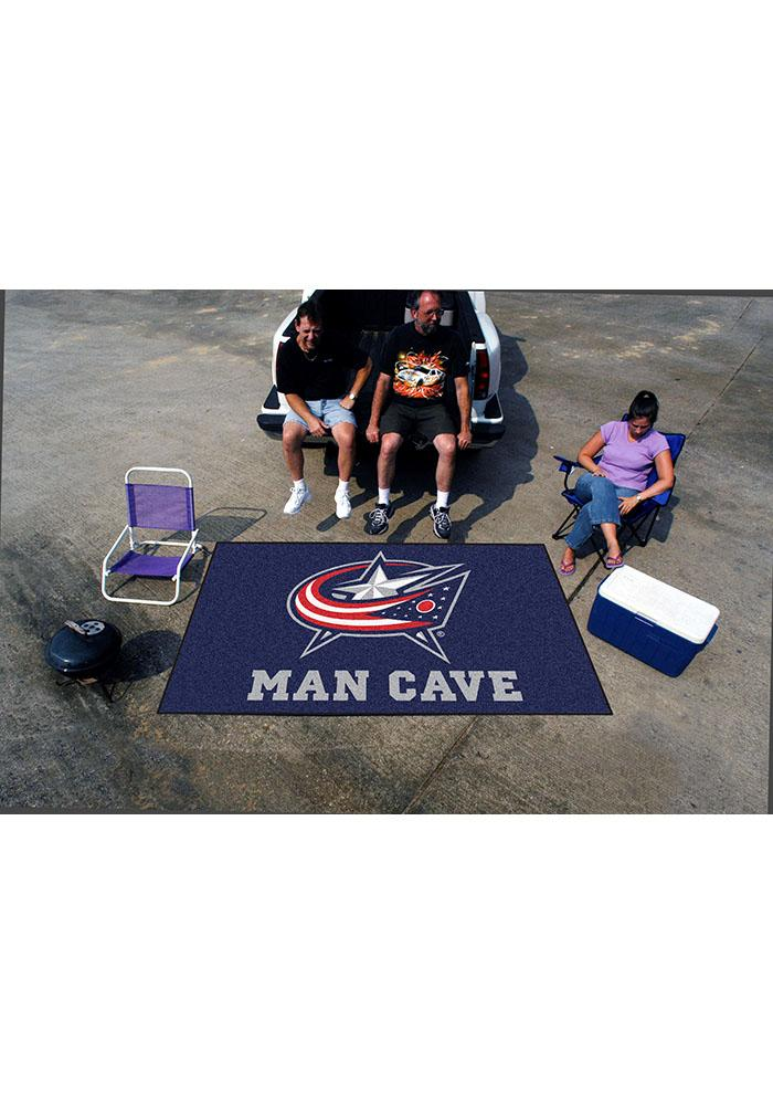 Columbus Blue Jackets 60x96 Ultimat Other Tailgate - Image 1