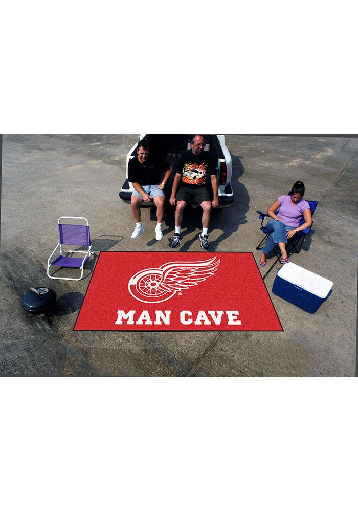 Detroit Red Wings 60x96 Ultimat Other Tailgate - Image 1