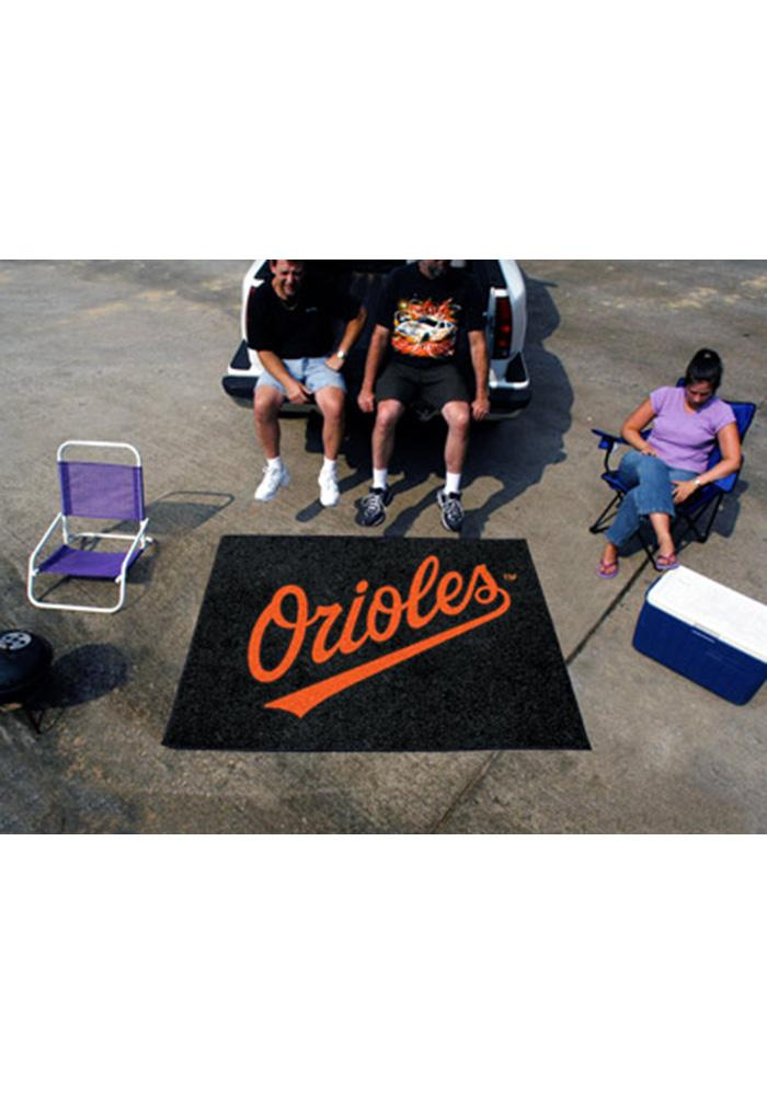 Baltimore Orioles 60x72 Tailgater BBQ Grill Mat - Image 2