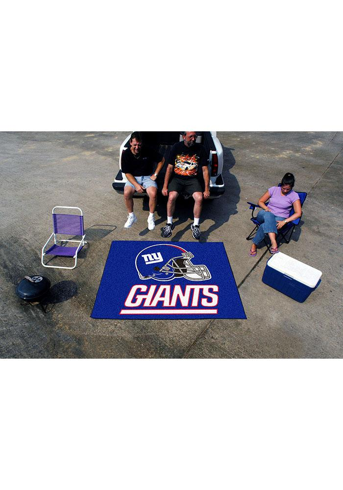 New York Giants 60x70 Tailgater BBQ Grill Mat - Image 1