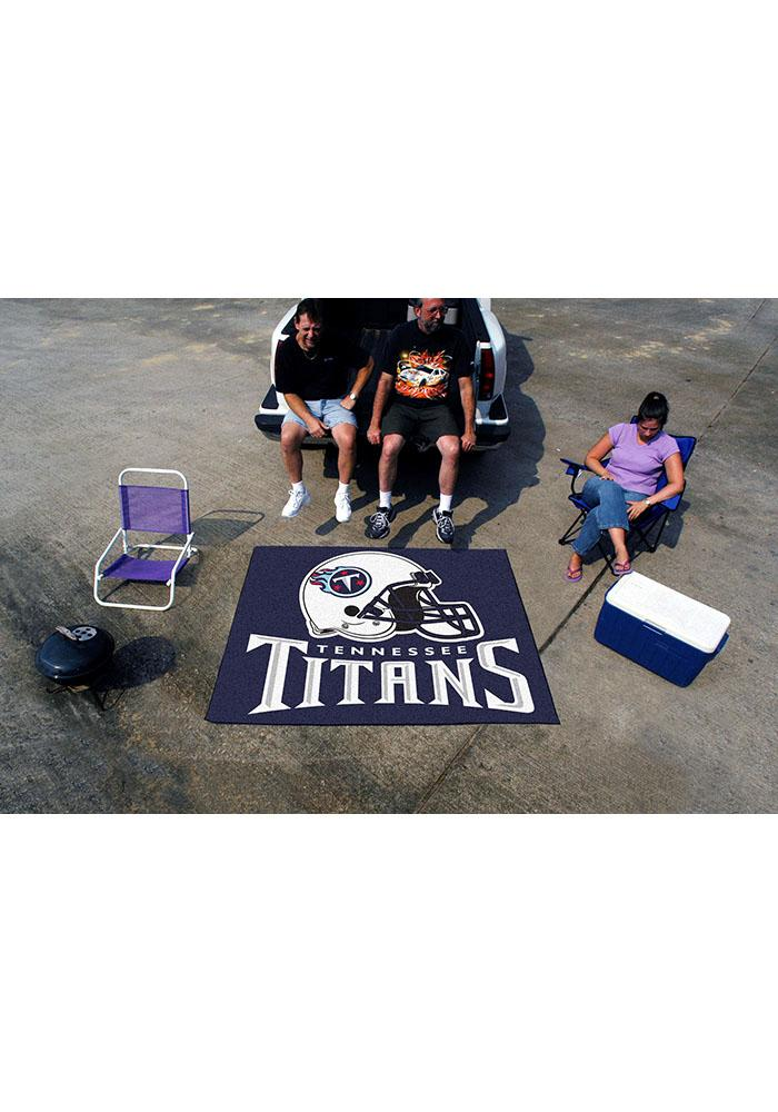 Tennessee Titans 60x70 Tailgater BBQ Grill Mat - Image 2