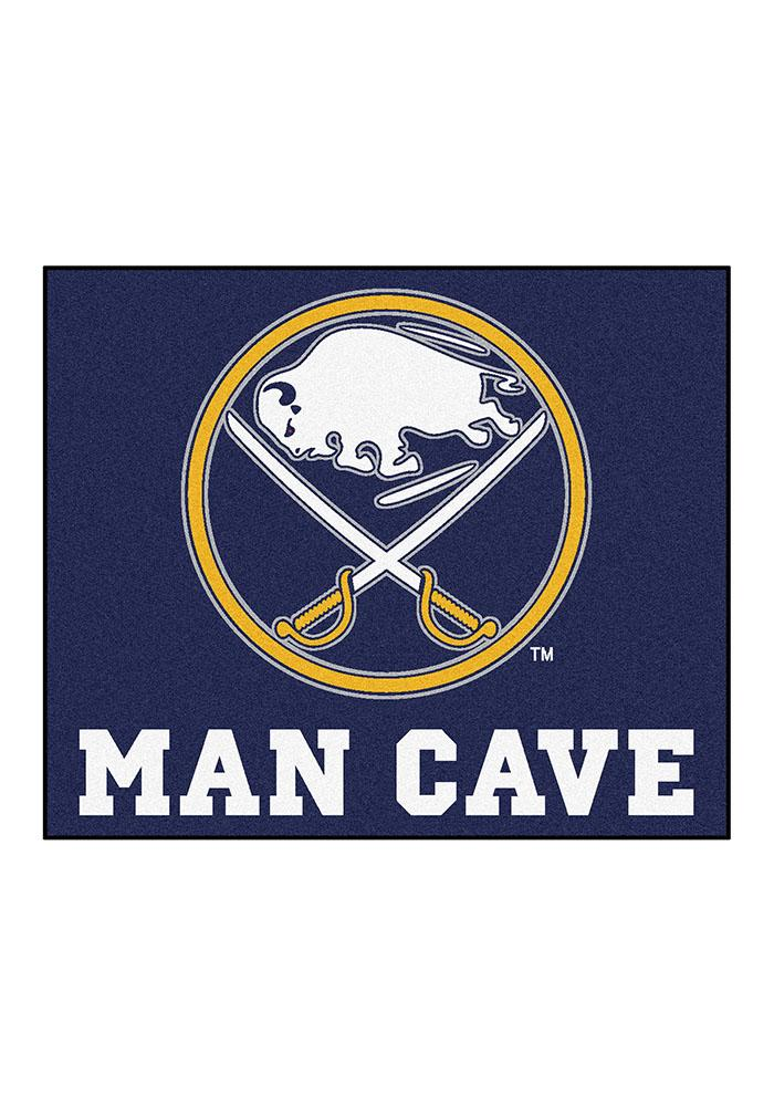 Buffalo Sabres 60x70 Tailgater BBQ Grill Mat - Image 2