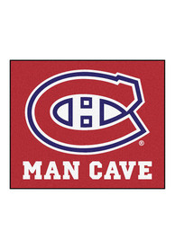 Montreal Canadiens 60x70 Tailgater BBQ Grill Mat