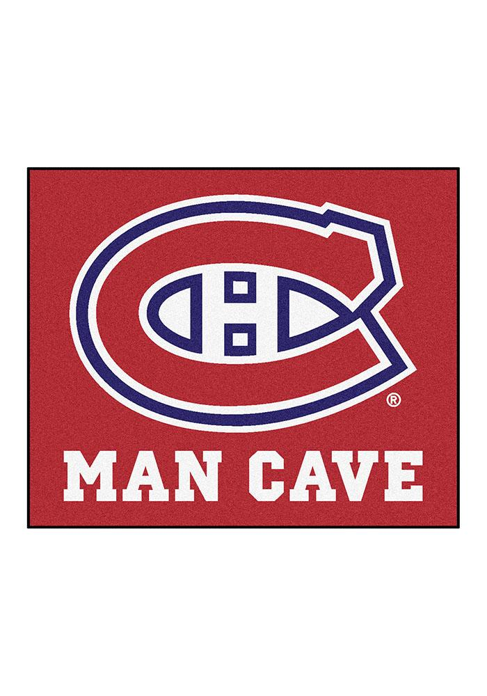 Montreal Canadiens 60x70 Tailgater BBQ Grill Mat - Image 2
