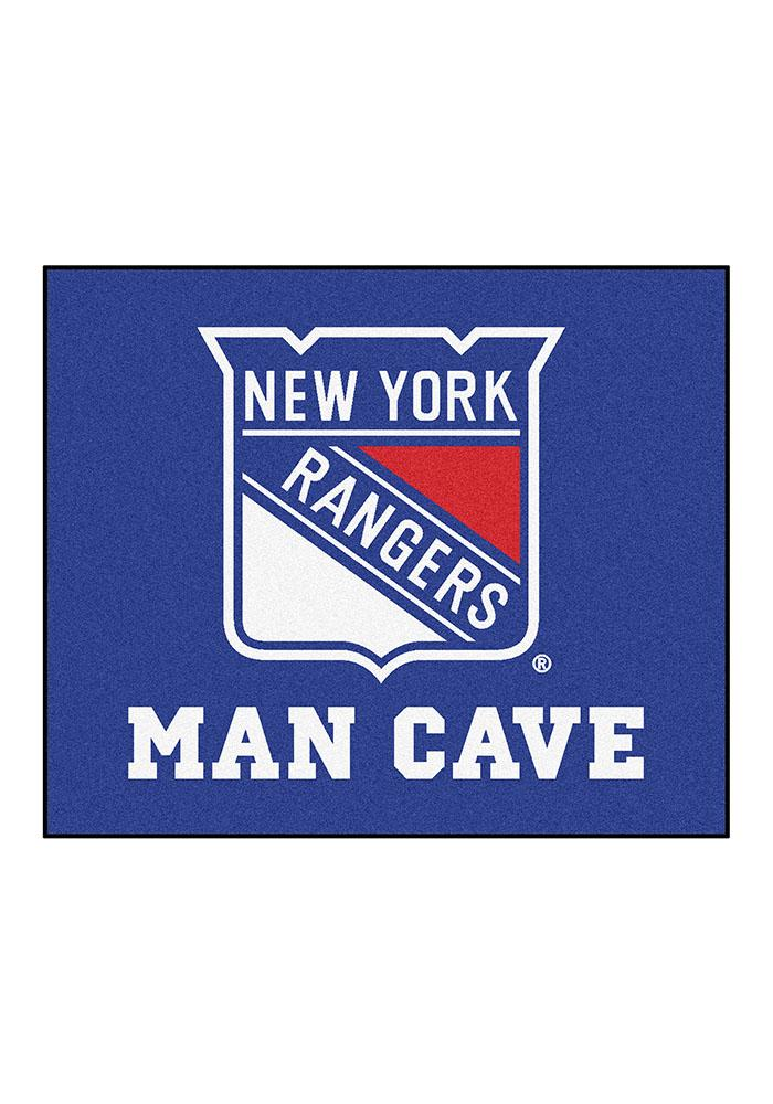 New York Rangers 60x70 Tailgater BBQ Grill Mat - Image 2