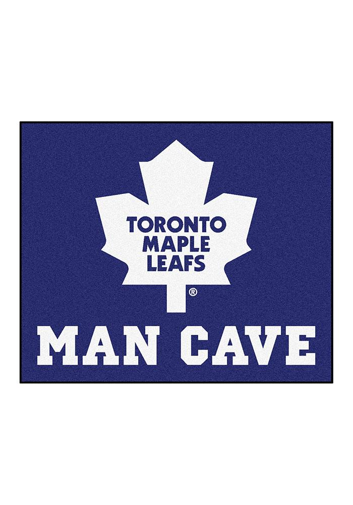 Toronto Maple Leafs 60x70 Tailgater BBQ Grill Mat - Image 1