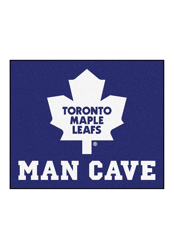 Toronto Maple Leafs 60x70 Tailgater BBQ Grill Mat - Image 2