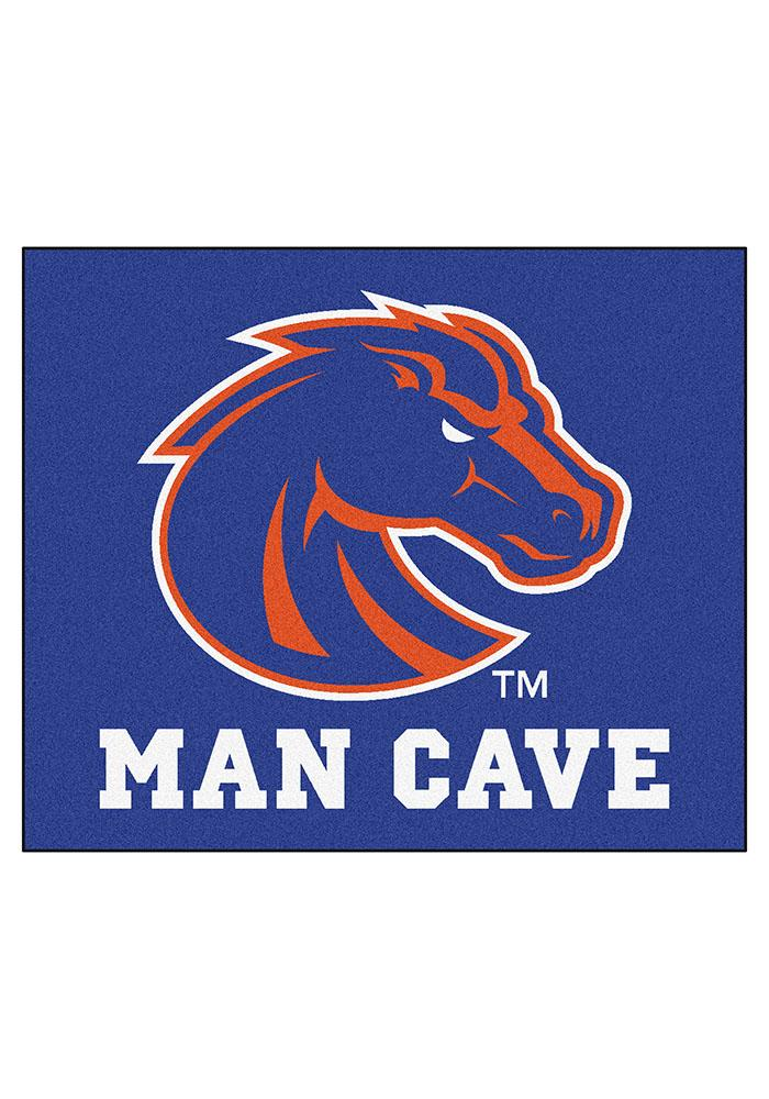 Boise State Broncos 60x70 Tailgater BBQ Grill Mat - Image 2