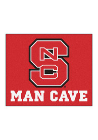 NC State Wolfpack 60x70 Tailgater BBQ Grill Mat