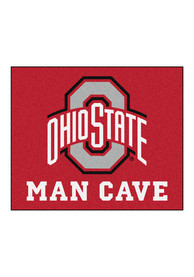 Ohio State Buckeyes 60x70 Tailgater BBQ Grill Mat