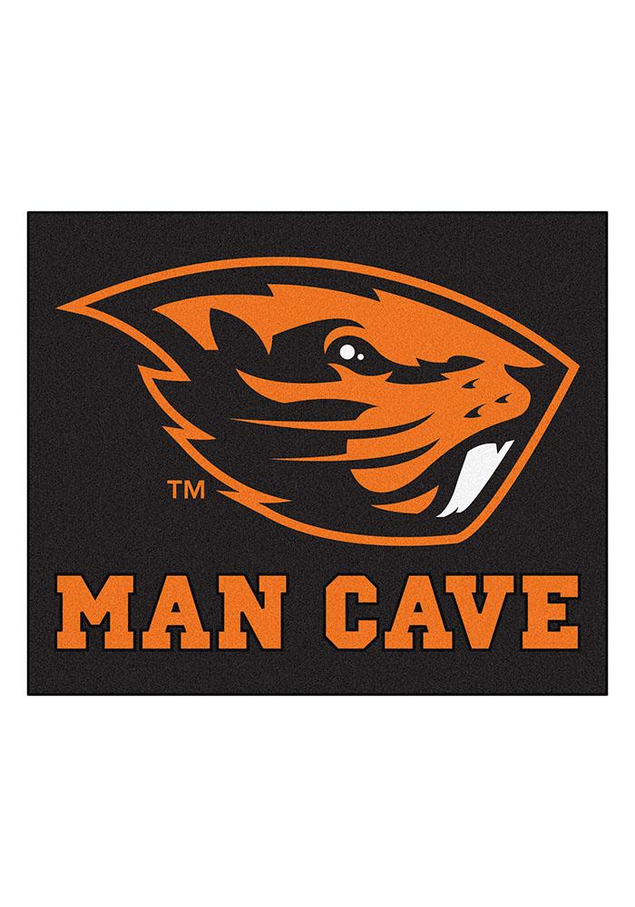 Oregon State Beavers 60x70 Tailgater BBQ Grill Mat - Image 2