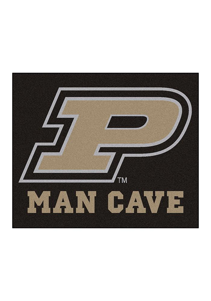 Purdue Boilermakers 60x70 Tailgater BBQ Grill Mat - Image 2
