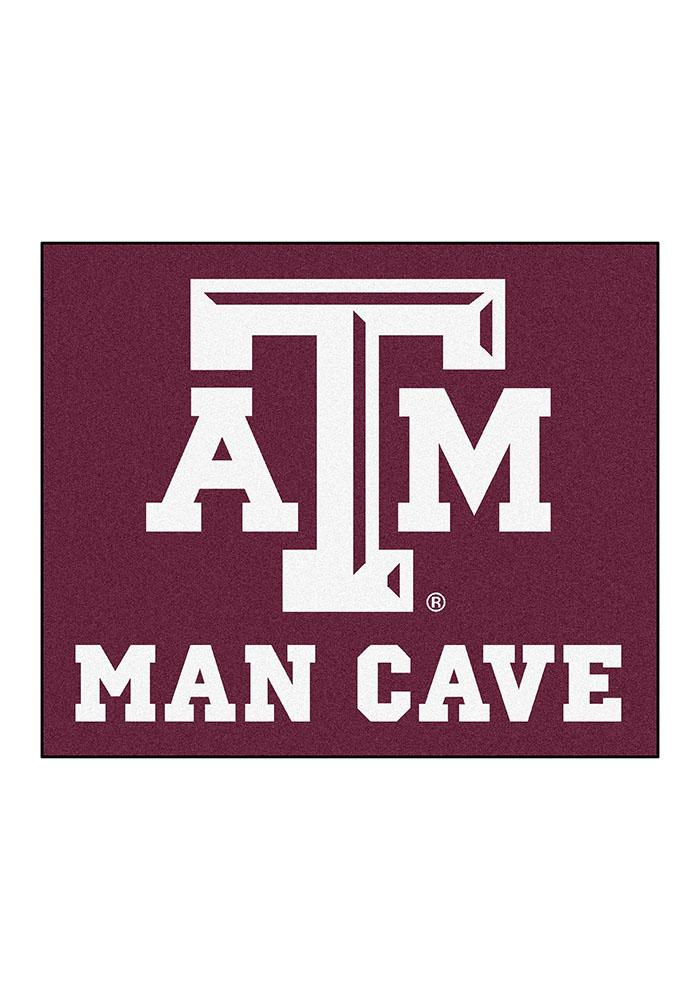Texas A&M Aggies 60x70 Tailgater BBQ Grill Mat - Image 1