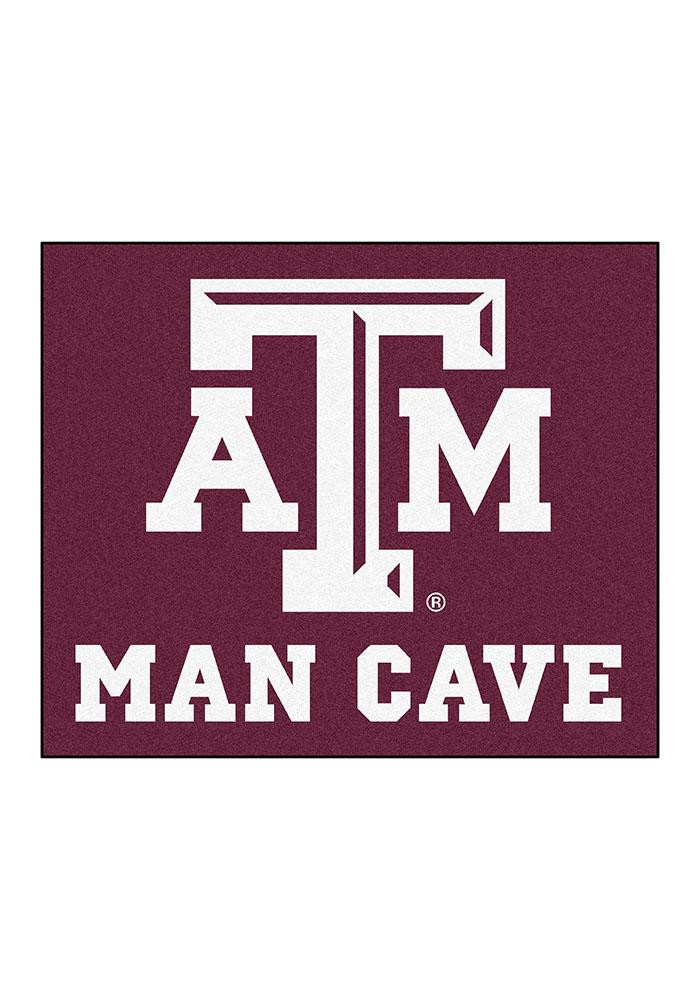 Texas A&M Aggies 60x70 Tailgater BBQ Grill Mat - Image 2