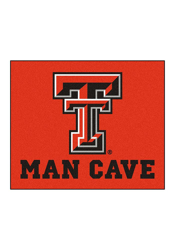 Texas Tech Red Raiders 60x70 Tailgater BBQ Grill Mat - Image 2