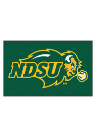 North Dakota State Bison 60x96 Ultimat Interior Rug