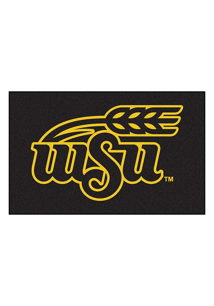 Wichita State Shockers 60x96 Ultimat Interior Rug - Image 2