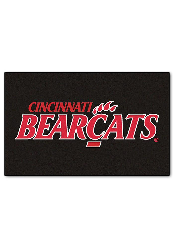 Cincinnati Bearcats 60x96 Ultimat Interior Rug - Image 2