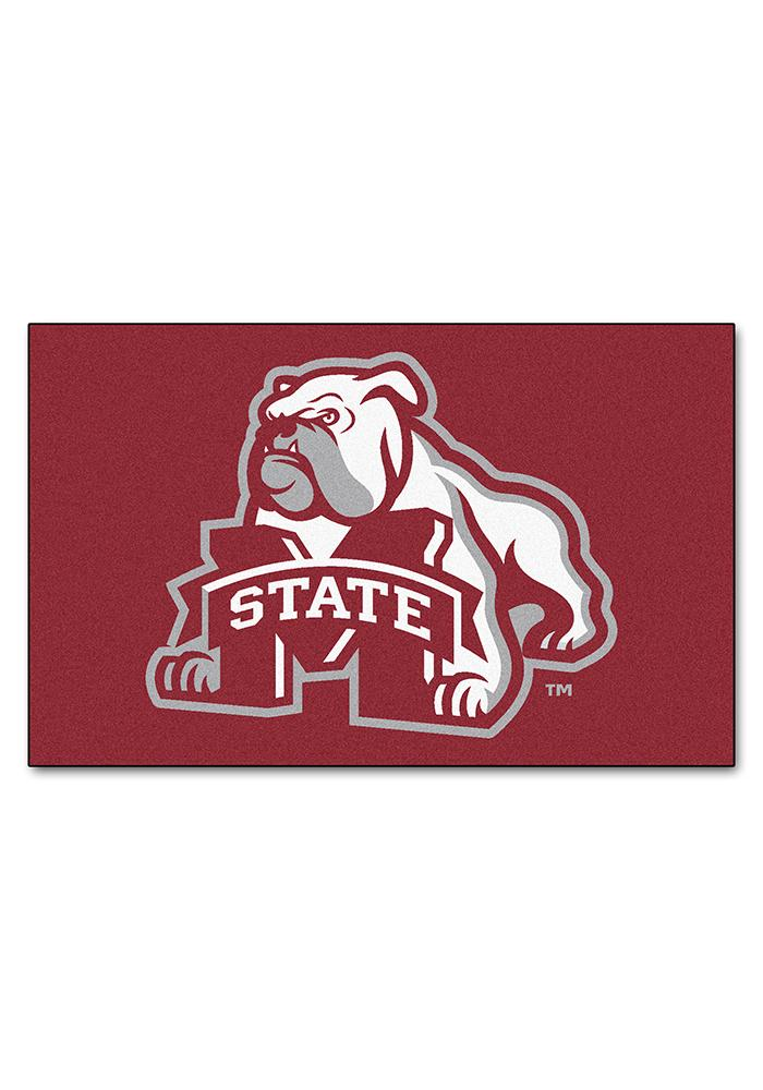 Mississippi State Bulldogs 60x96 Ultimat Interior Rug - Image 2