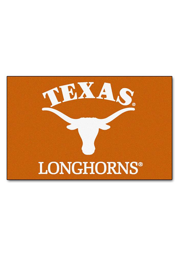 Texas Longhorns 60x96 Ultimat Interior Rug - Image 1