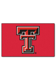 TTech Red Raiders 60x96 Ultimat Interior Rug