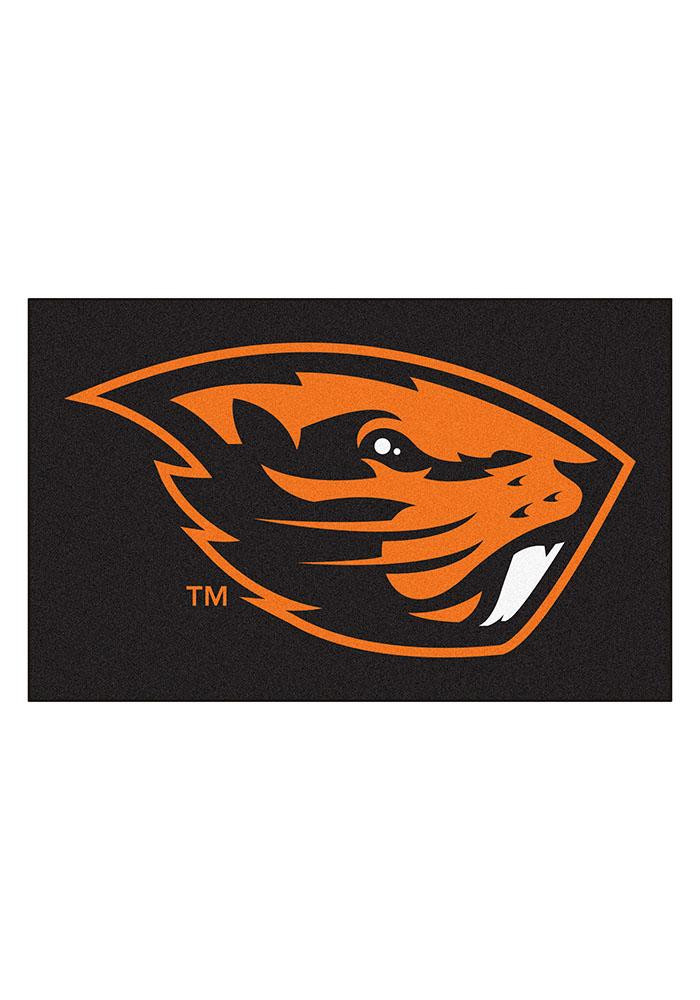 Oregon State Beavers 60x96 Ultimat Interior Rug - Image 2