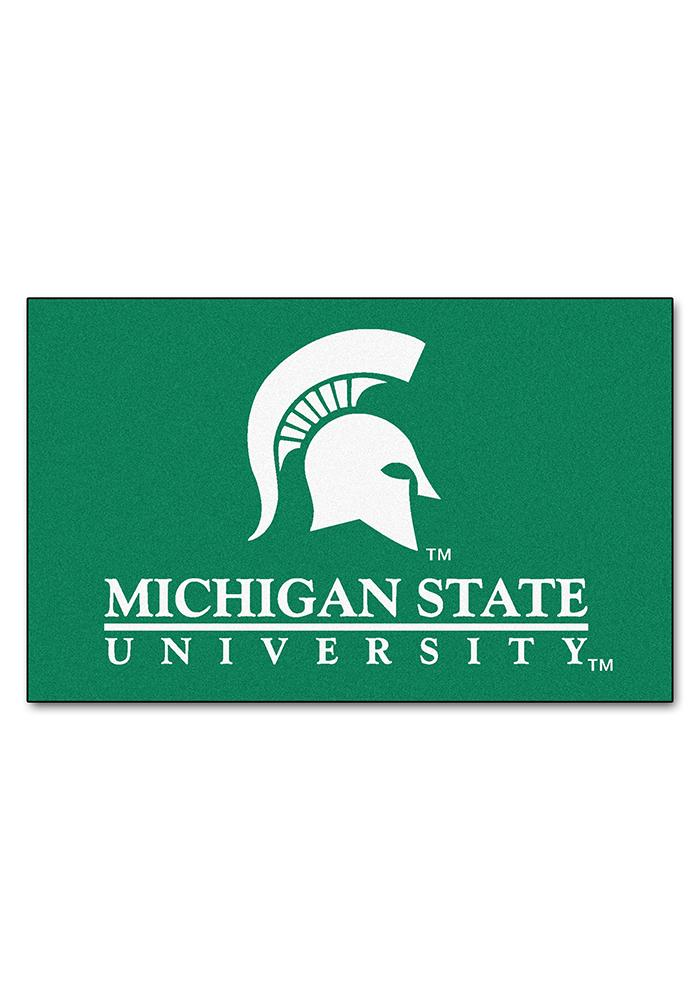 Michigan State Spartans 60x96 Ultimat Interior Rug - Image 1