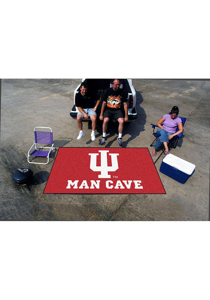 Indiana Hoosiers 60x96 Ultimat Interior Rug - Image 1