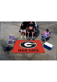 Georgia Bulldogs 60x96 Ultimat Interior Rug