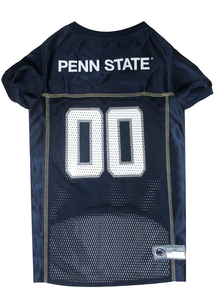 Penn State Nittany Lions Football Pet Jersey - Image 1