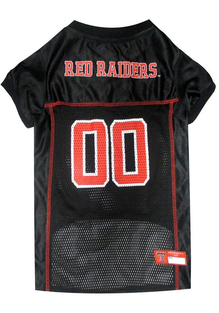 Texas Tech Red Raiders Football Pet Jersey - Image 1