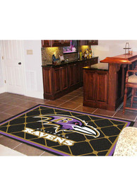 Baltimore Ravens Team Logo Interior Rug